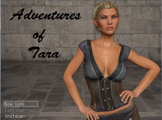 Adventures of Tara - Updated - Version 0.82.D16b