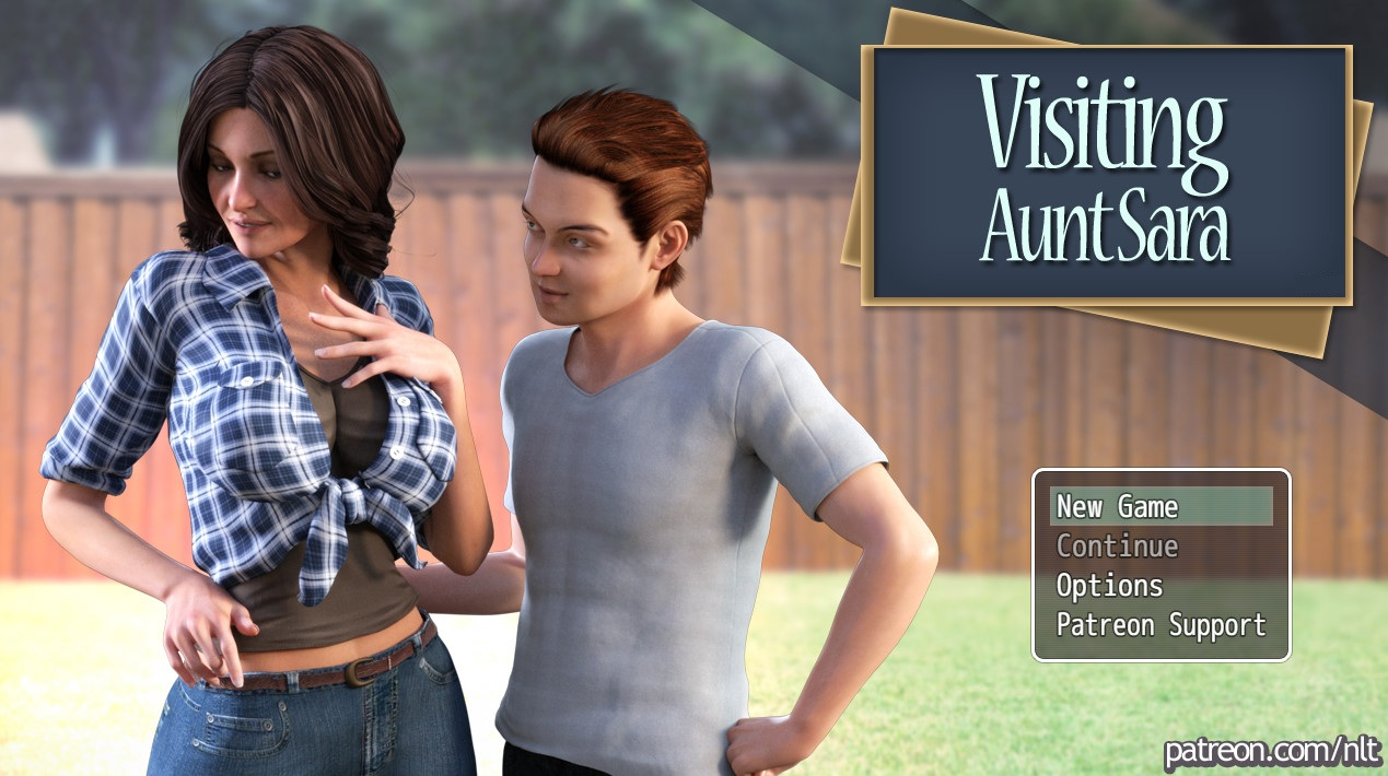Visiting Aunt Sara – Updated – Version 1.12