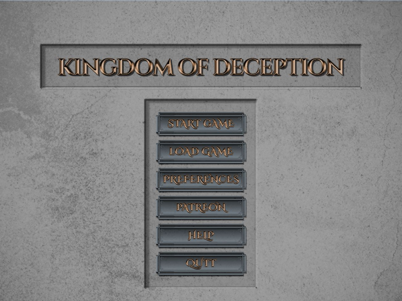 Kingdom of Deception – Version 0.8.0 + CG Images