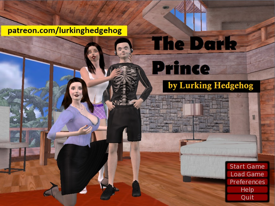 The Dark Prince – Updated – Version 1.5