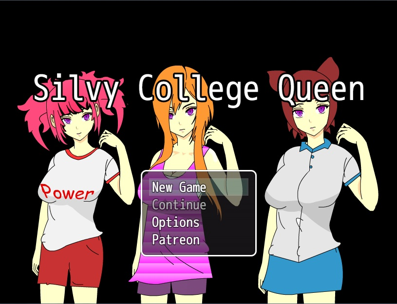 Silvy College Queen - Version 0.3