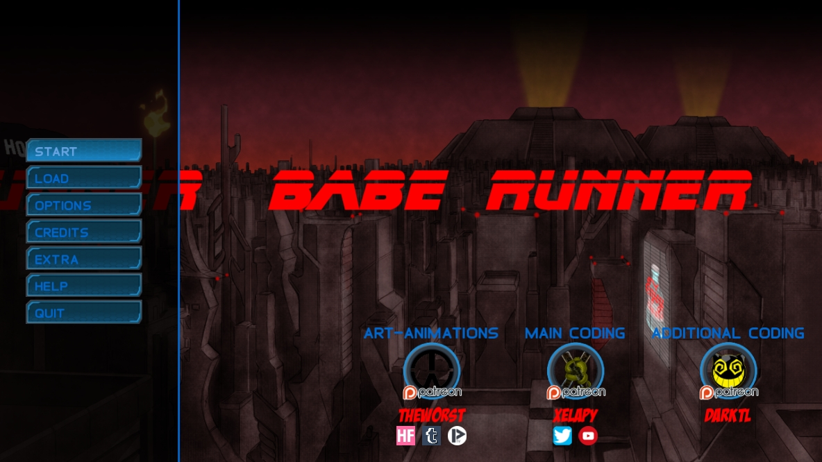 Xela – BabeRunner – Version 0.27