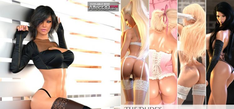 TheDude3DX – Lingerie Special