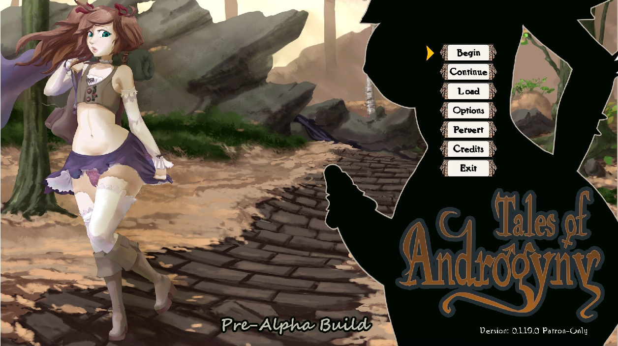 Tales Of Androgyny – Updated – Version 0.1.21