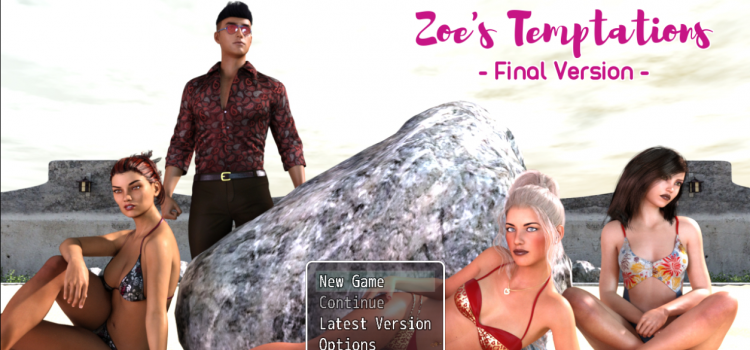 Zoe's Temptations - Updated - Version 1.0 Final