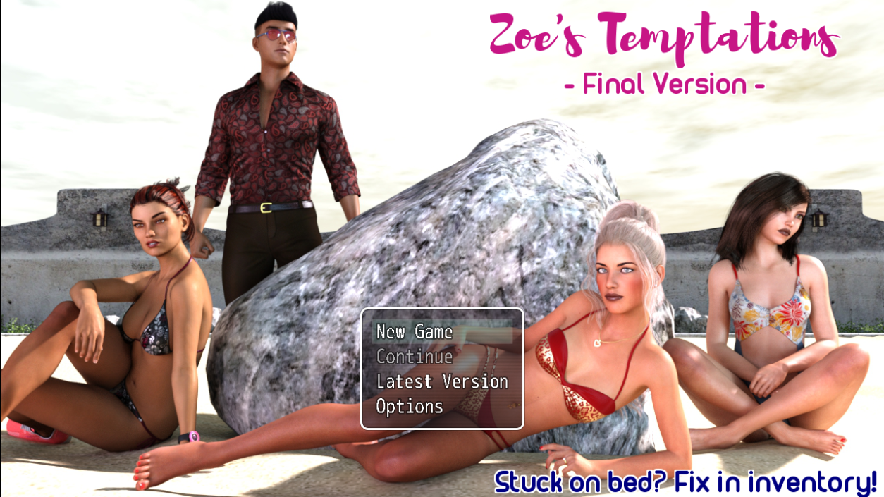 Zoe's Temptations – Updated – Version 1.0 Final