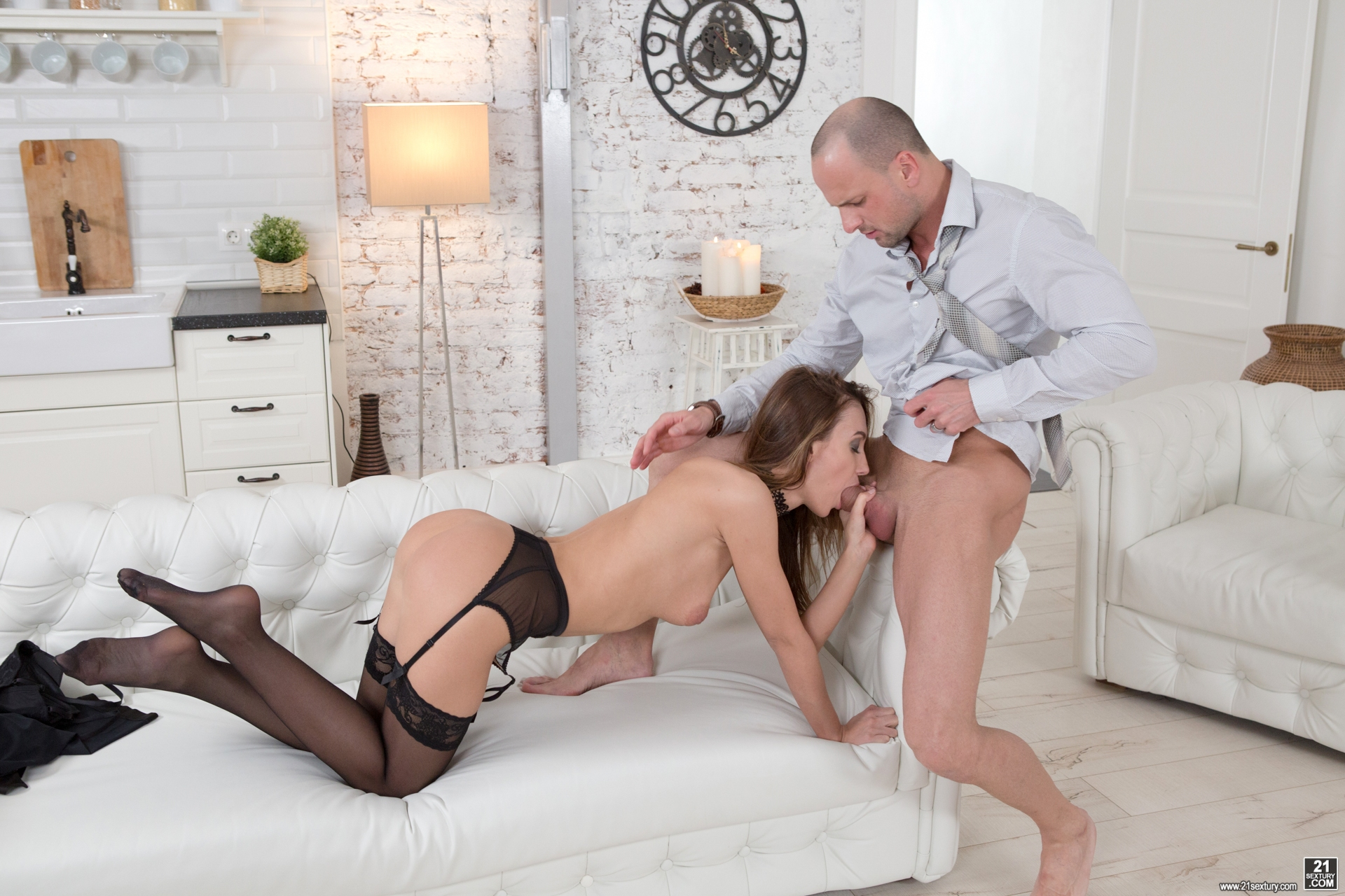 Hazel Dew - Anal Time For Hazel