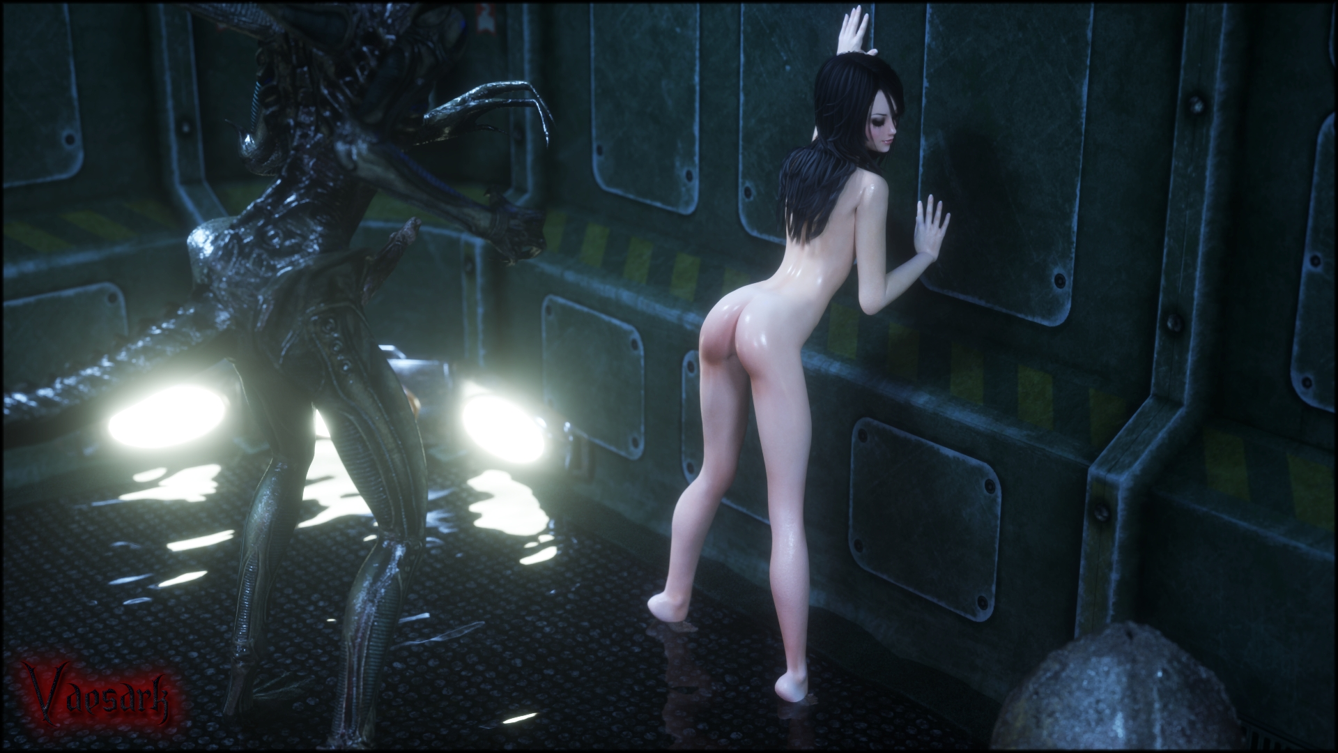 Vaesark – CGS57 – Alien Communion