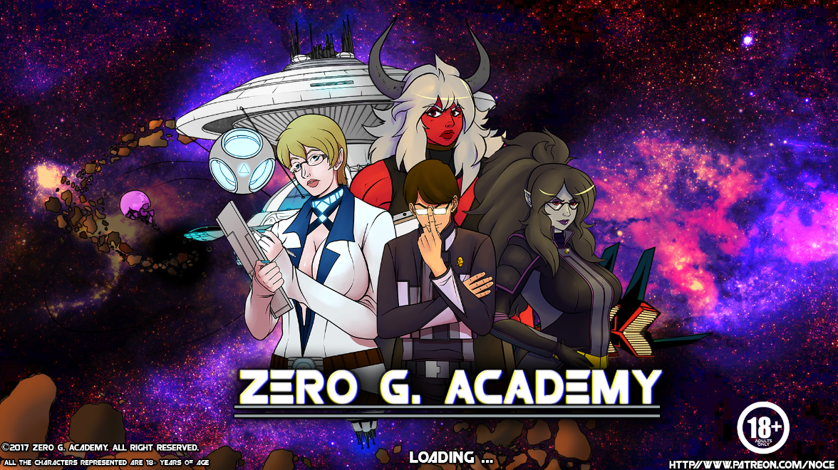 Zero G Academy – Updated – Version 0.4 (Pc, Mac) by Noce
