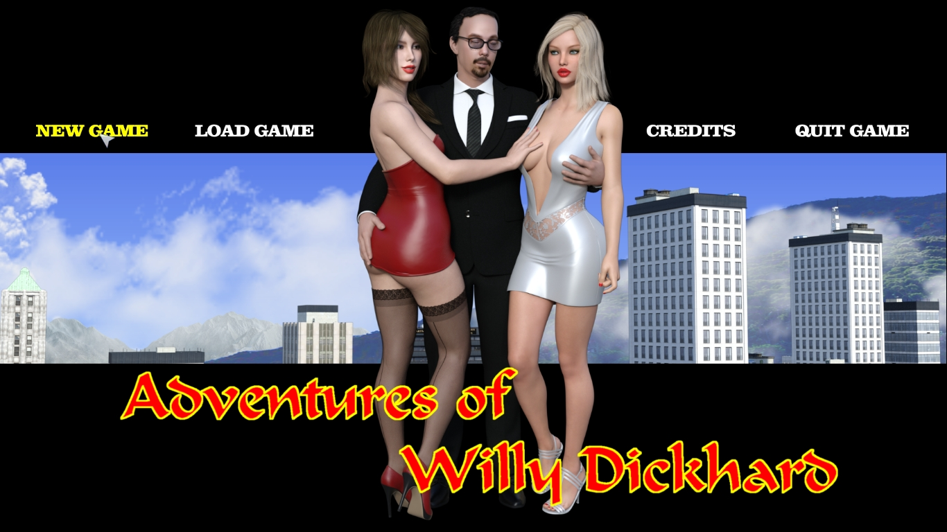 Adventure of Willy D – Version 0.0.1b