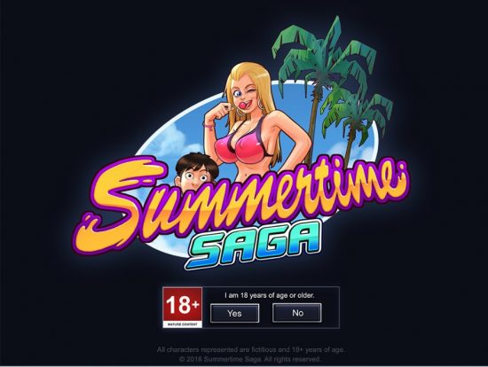 Summertime Saga - Version 0.20.1 (Pc, Mac, Android) + Incest patch + Save