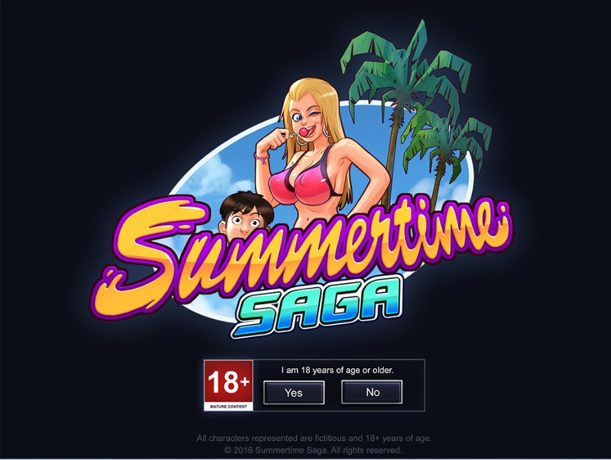 Summertime Saga – Version 0.17.5 (Pc, Mac, Android) + Incest Patch + Saves + Walkthrough