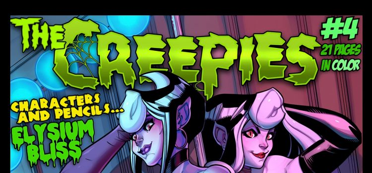 The Creepies 4 - Complete!
