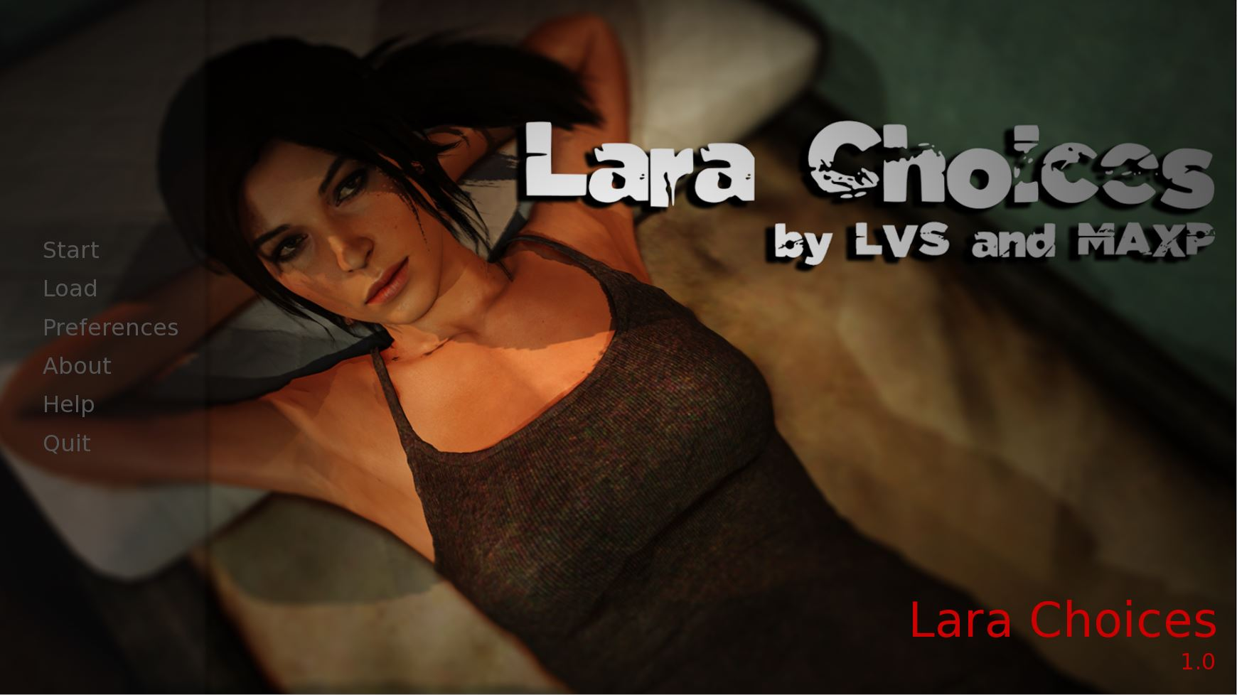 Lara Choices – Version 0.1