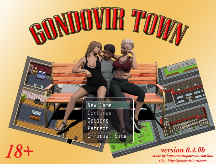 Gondovir Town - Updated - Version 0.4.1b