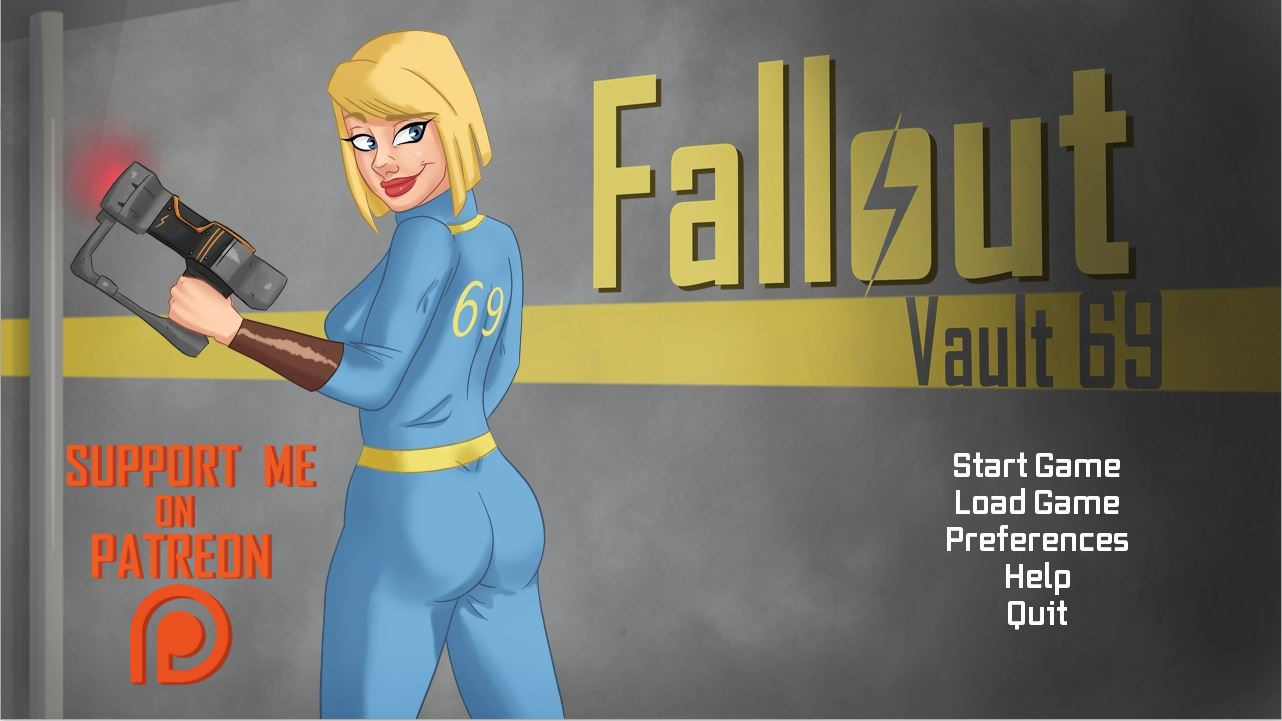 Fallout Vault 69 – Updated – Version 0.07c