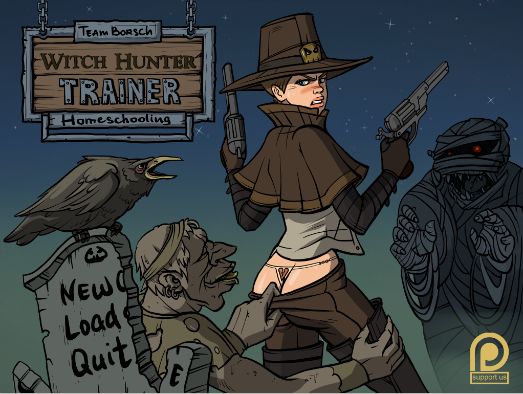 Witch Hunter Trainer - Epidemic Version (Pc, Mac, Android)