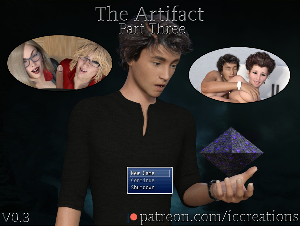 The Artifact – Part 3 – Version 0.3 + Save