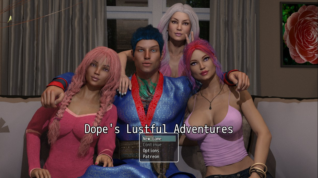 Dopes Lustful Adventures – Version 0.08.1a