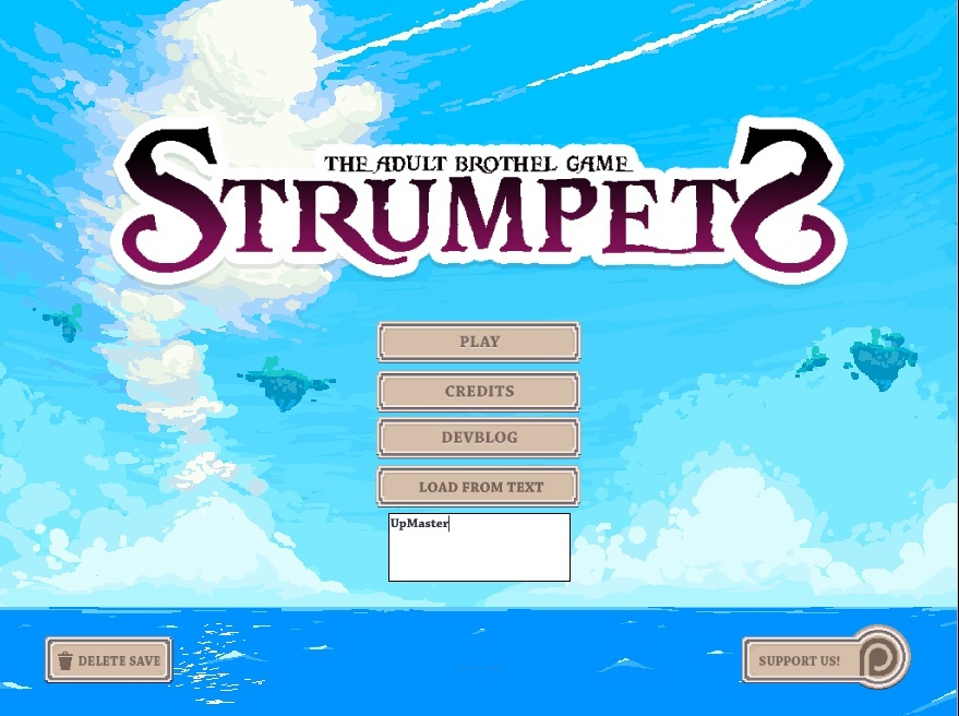 Strumpets - Version 2.66 - Selectable Scenes