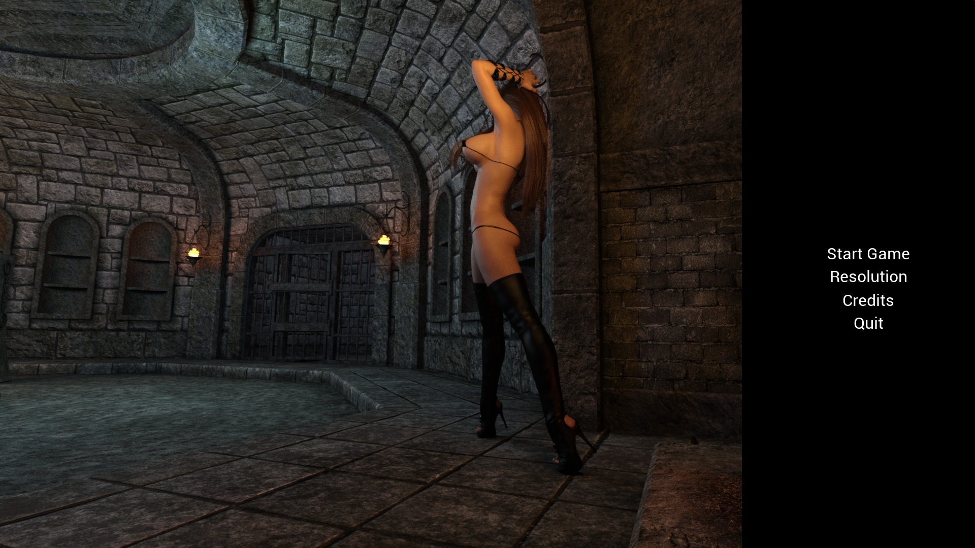 The Suffering of Larina – Full Game