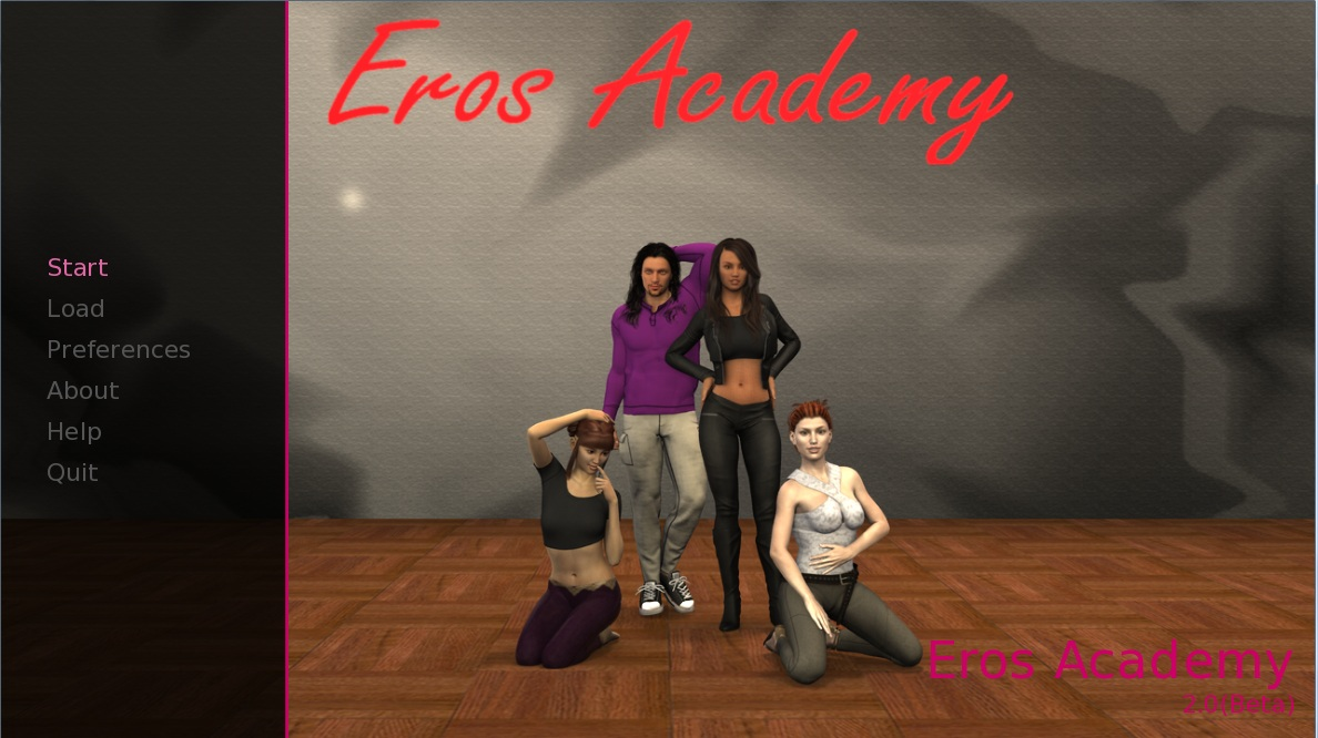 Eros Academy – Updated – Version 2.0 Beta by Novus