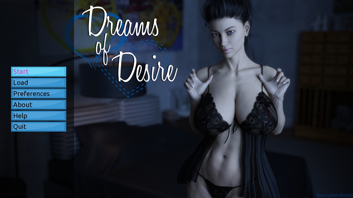 Dreams of Desire Holiday Special - Elite Version + Extra Content + Walkthrough