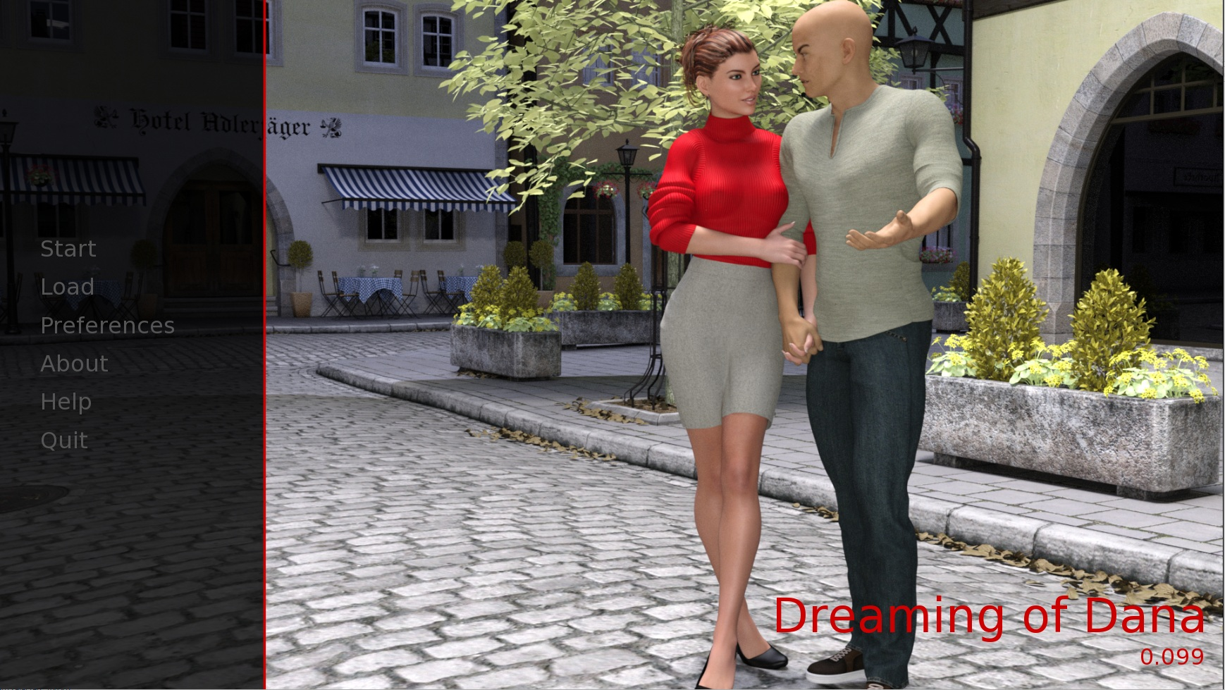 Dreaming of Dana - Updated - Version 0.099 - Pc and Mac