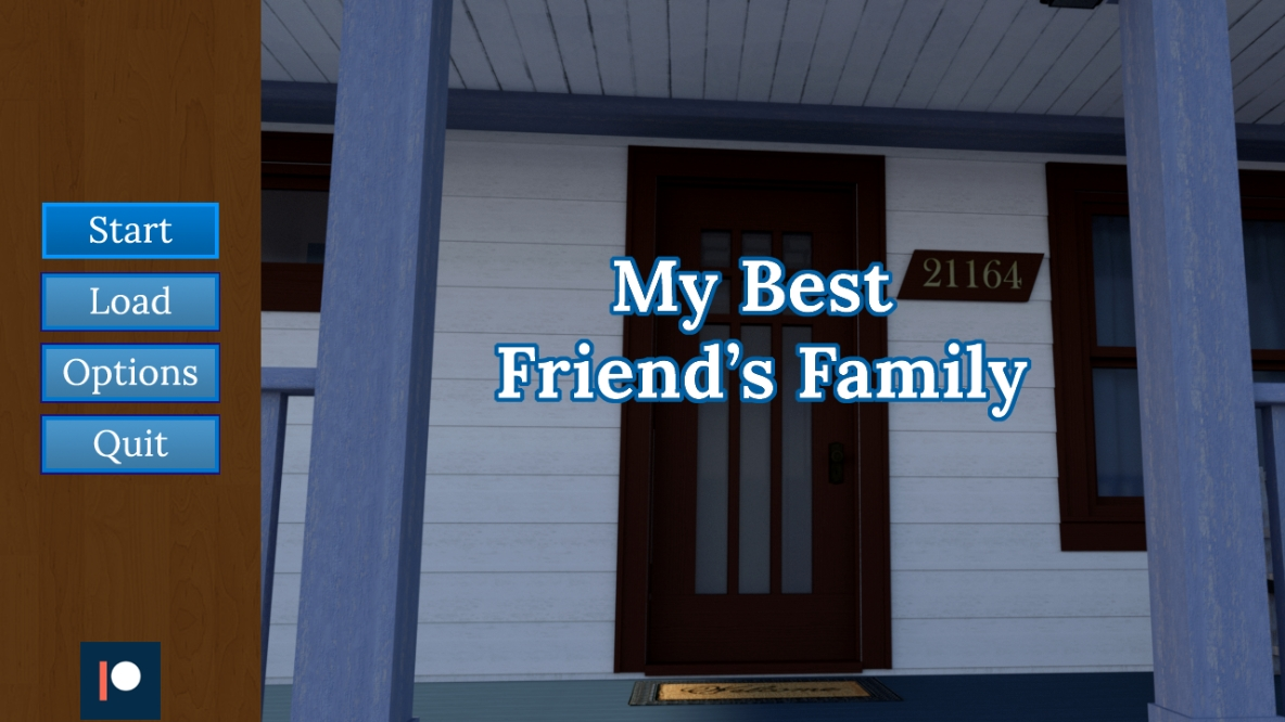 My Best Friend's Family – Version 0.06 Extras Updated (Pc, Mac) + Walkthrough