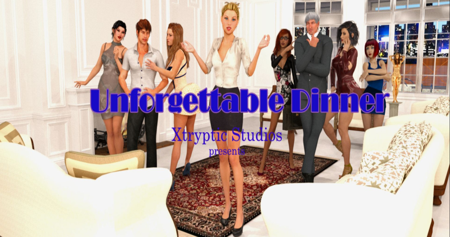 Unforgettable Dinner – Version 0.21 - Update