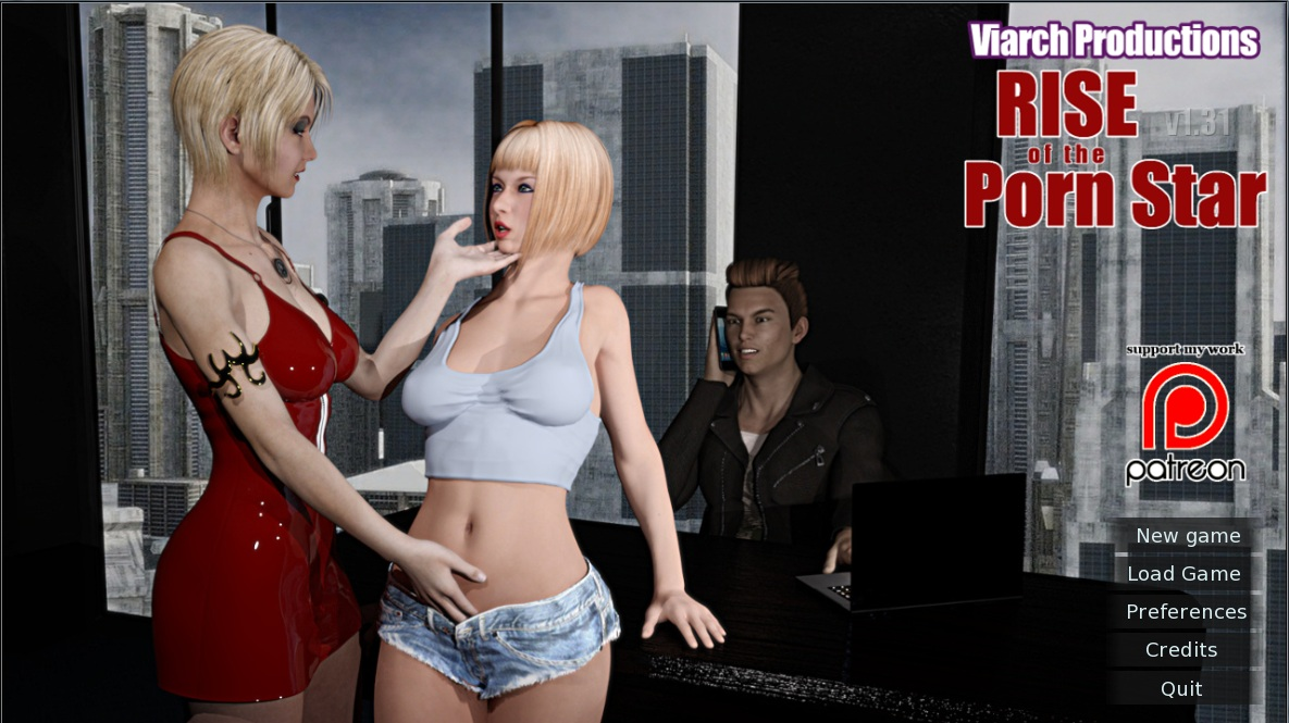 Rise Of The Pornstar - Version 1.45 - Update