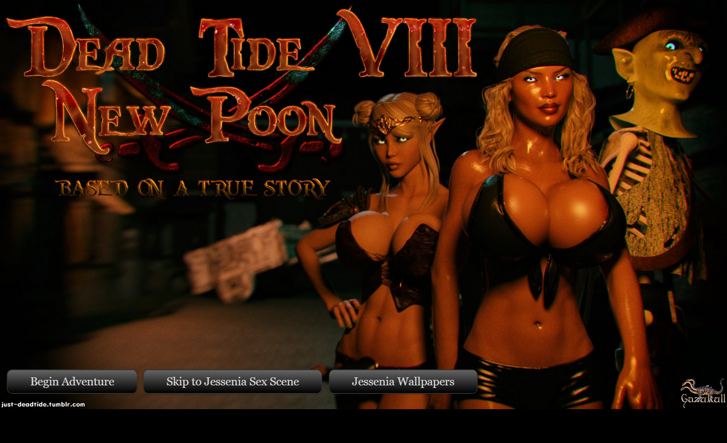 Dead Tide VIII - New Poon by Gazukull
