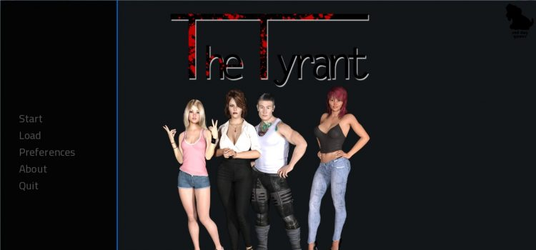 The Tyrant + Walkthrough + Incest Patch by saddoggames