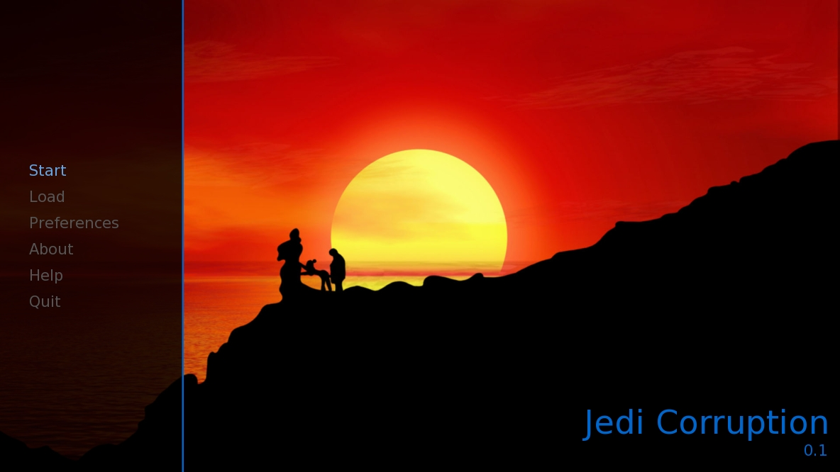 Jedi Corruption – Version 0.1 by SpaceInk