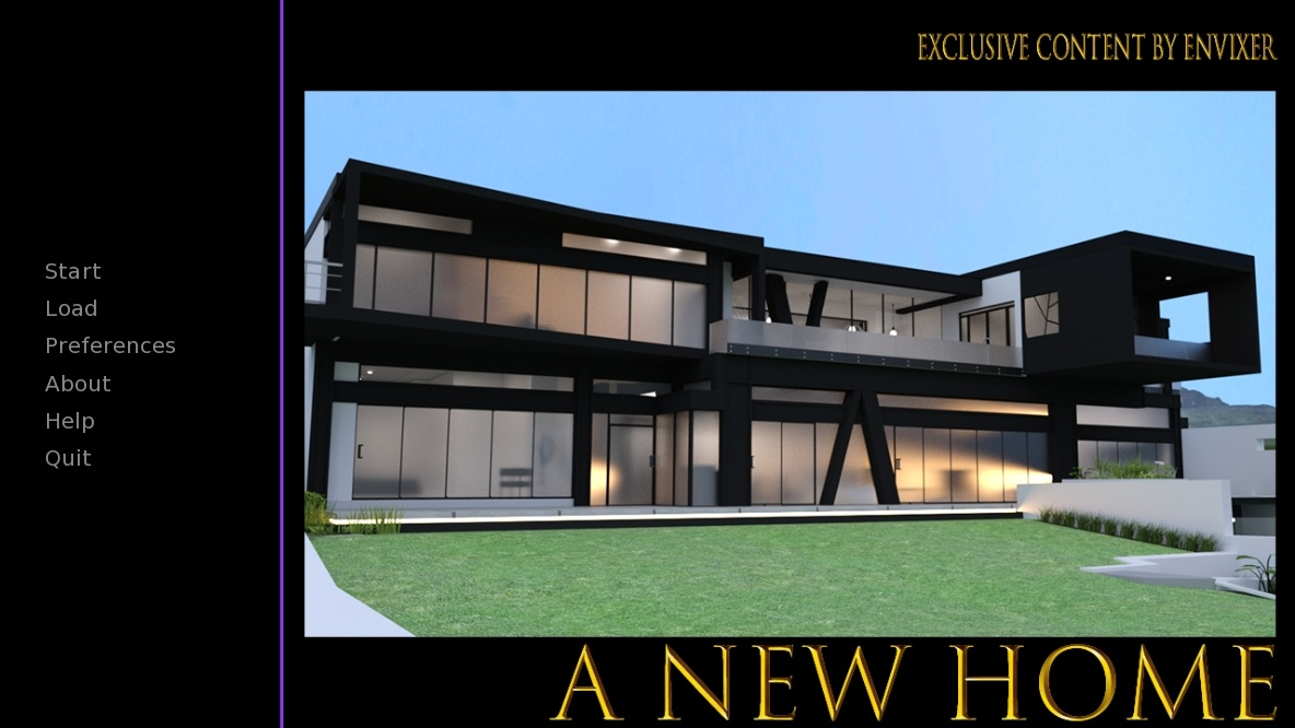 A New Home - Version 0.55 (Pc, Mac) by Envixer