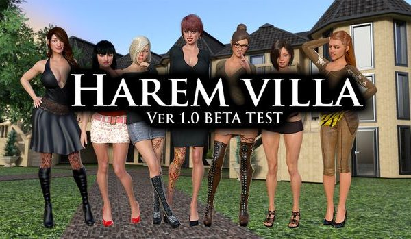 Harem Villa - Updated - Version 1.0 Test 1