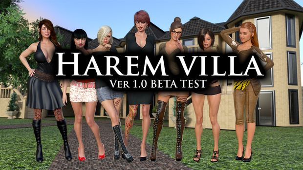 Harem Villa - Updated - Version 1.0 Final