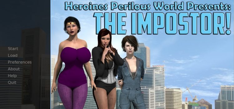Heroines Perilous World – The Imposter – New Version 0.2 by Philo Hunter