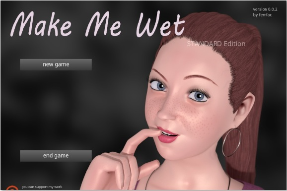 Make Me Wet – Version 0.0.2 – Update by femfac