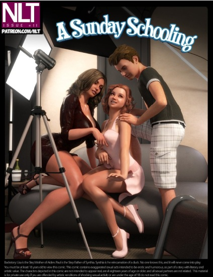A Sunday Schooling – 29 Pages by NLT Media