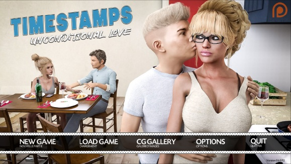 Timestamps, Unconditional Love – Version 0.4.1 Fixed + Incest Patch + CG Images