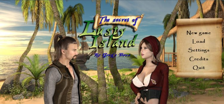The Secret of Lusty Island - Version 0.1.5.2556 by Grog's Devs