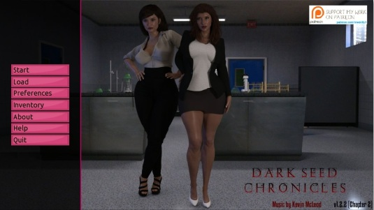 Dark Seed Chronicles – Chapter 2 – Version 1.2.2