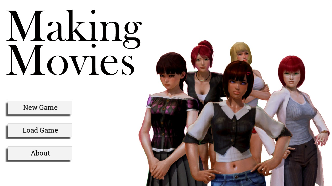 Making Movies – Version 0.1.0 (Pc, Mac) – Update by Droid