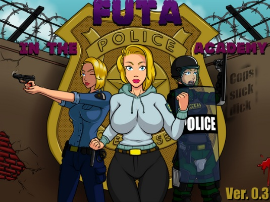 Futa in the Police Academy – Version 0.3 by FutaBox