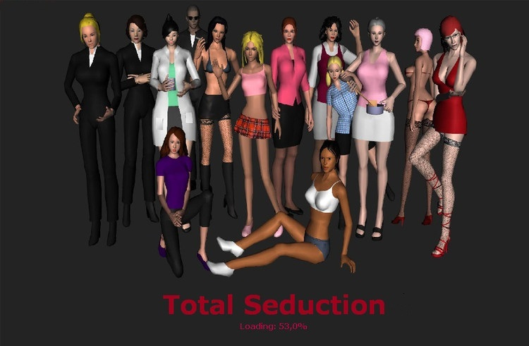 Total Seduction – Version 1.75 Full by Mike Velesk