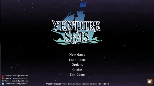 Venture Seas - Version Cracked 21.12.18 (Pc, Mac, Linux)