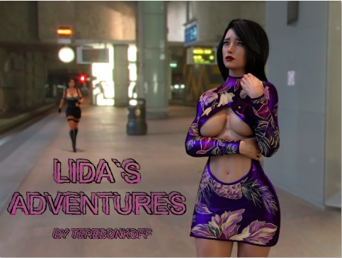Lida's Adventures – Episode 2 - Version 0.6 (Pc, Android)