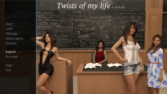 Twists of My Life – Version 1.0 (Pc, Android)