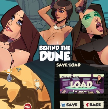 Behind The Dune - Version 2.31 (Pc, Android) + Walkthrough